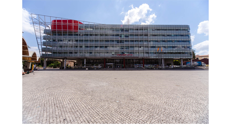 עיריית ראשון לציון-מבנה
